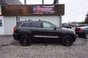 2013 Jeep Grand Cherokee Laredo 4X4 FULL CUIR/TOIT/MAGS SEULEMEN