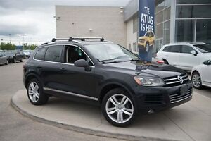2011 Volkswagen Touareg Highline 3.6L 8sp at Tip 4M