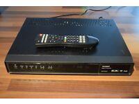 TV Freeview Recorder Digital PVR Twin Tuner 160GB Hard drive Terrestrial