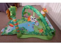 Musical baby playmate Fisher Price