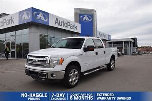 2013 Ford F-150 XLT XTR 4X4  EcoBoost  Rear View Camera with Sen
