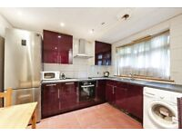 Stunning newly refurbished 5 bedroom, 2 bath flat with a garden moments from Bow Road LT REF:4552861