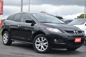 2007 Mazda CX-7 GT | TURBO | AWD | DVD PLAYER