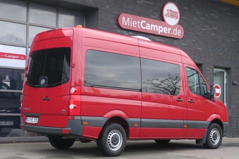 9-Sitzer, Autovermietung, Autoverleih, über 80 Autos zu vermieten in Bielefeld - Heepen