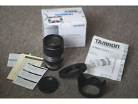 Tamron 18-200mm for Sony E-mount NEX,A6000...@ boxed and lovely condition with extras