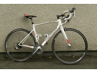 Merida Ride 93 Full Carbon Fibre Road Racing Bike Cycle Shimano Groupset Di Ready