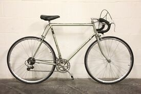 Vintage Men's RALEIGH ZENITH Racing Road Bike - Restored REYNOLDS 501 Frame - 80s Classic