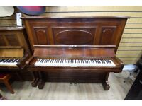 Bechstein Rosewood Upright Piano at Sherwood Phoenix Pianos