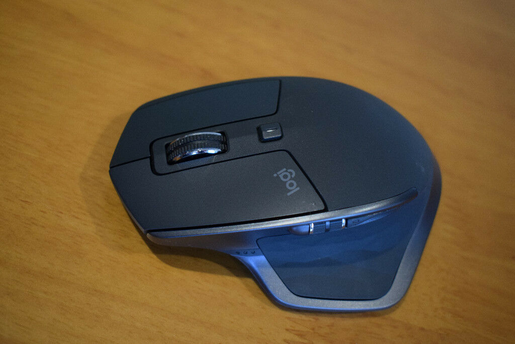 Logitech MX Master 2S bluetooth wireless mouse, WARRANTY | in Lochend,  Edinburgh | Gumtree