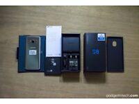 SAMSUNG GALAXY S8 64GB IN BLACK ***BNIB***UNLOCKED