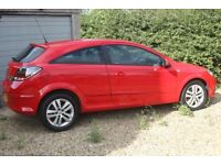 BARGAIN! Red Vauxhall ASTRA 3 Door - 2007 - LOW MILEAGE! MOT 12 MONTHS - READY TO PICK UP TODAY!!