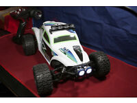 RC Kyosho Mad Bug Beetle rtr with serious upgrades