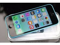 iPhone 5c 8Gb on EE/T-Mobile/Virgin/Orange Blue 5