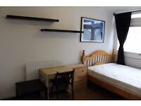 2 Lovely Double Room Available Now - Only 1 stop from Bank Station