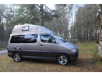 Toyota Granvia 2.7 Petrol Campervan Wellhouse Leisure Converted Hi-Top