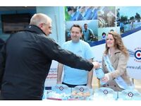 Volunteer Fundraising Team Leader - Hereford for The RAF Association