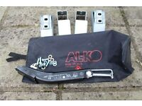 Alko Side Lift Jack For Caravan up To 2000kg