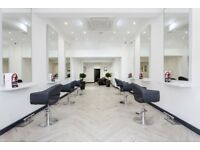 Hair STYLIST -job offer at number four hairdressers