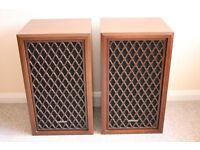 Pair of quality Japanese Hi-Fi speakers