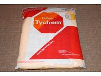 Dupont Tychem C Disposable Chemical Coverall Yellow (model CHA5)