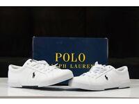 Brand New POLO Ralph Lauren trainers