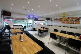 Successfully Running Profitable Restaurant and Bakery on Main Ilford Lane --Ilford