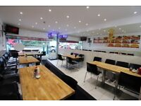 Successfully Running Profitable Restaurant and Bakery on Main Ilford Lane -Ilford-