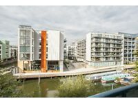 Luxury 1 bed over looking Haggerston Basin. *Highest Spec available*