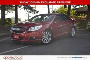 2013 Chevrolet Malibu 2LT, REMOTE START, MYLINK WITH BLUETOOTH