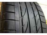 275 45 20 Bridgestone tyre