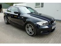 2013 BMW 118d Sport Plus Edition 2 door *** 33,746 miles ***