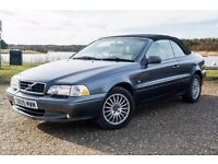 Volvo C70 2.0 T 2dr 3 Former Owners FSH New M.O.T
