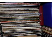 82 X COUNTRY & WESTERN VINTAGE LP'S JOB LOT-FENDER-REEVES-ROBBINS-CASH-BAEZ-WHITMAN ETC