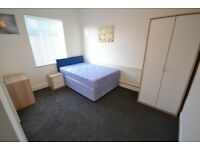 Ensuite bathroom double room to let rent Nottingham City Hospital All bills included NO FEES