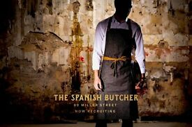 The Spanish Butcher