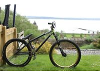 Ns suburban dirt jump mountain bike (fully custom)