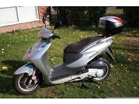 Honda Dylan SES 125 2006 55 PLATE VGC