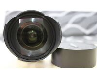 Canon EF Samyang lens 14mm 2.8 ultra wide Open Box -- 17 24 35 50 will swap for 85mm or 35mm