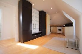 Modern one bedroom apartment with large private terrace - NW2