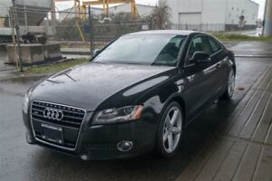 2008 Audi A5 Clean, Leather, Heated Seats, Low KM!