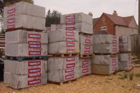 THERMALITE 4in BLOCKS 60 IN A PACK - £42 A PACK [= 70p each block]