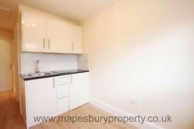 Studio to Rent - NW2 Willesden Green -Walking Distance to Station -Council Tax & Water Bill Included