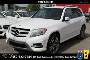 2014 Mercedes-Benz GLK-Class GLK 250 BLUETEC, AWD, LUMIERE XENON