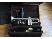 Stradivarius Bach 37 Trumpet Used Good Condition