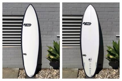 HS Psychedelic Germ 5'10 or 6'4 - BRAND NEW BOARD save $200
