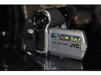 Digital video camera JVC