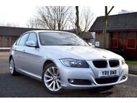 2011 BMW 320d SE 6 speed manual full leather hpi clear Vosa verified 12 months mot