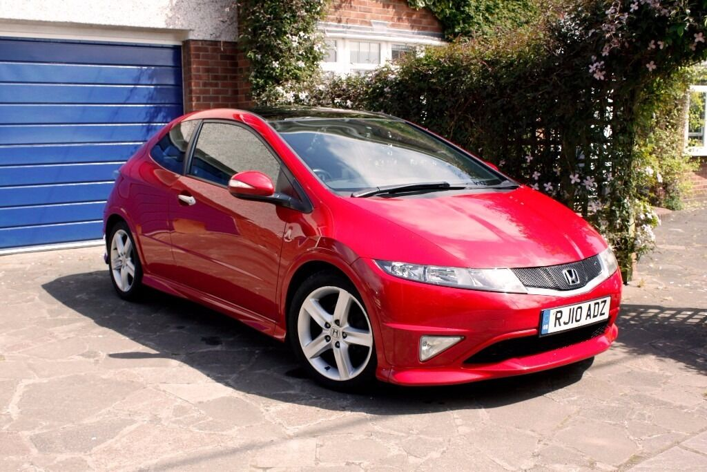 2010 Honda Civic - Type S GT I-CTDI - Low Mileage - Diesel ...