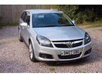Vauxhall Vectra Estate (2007) 1.8i VVT SRi 5d manual petrol (Sat Nav)