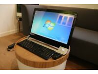 23 inch computer all-in-one touchscreen